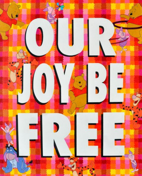 Our Joy Be Free site